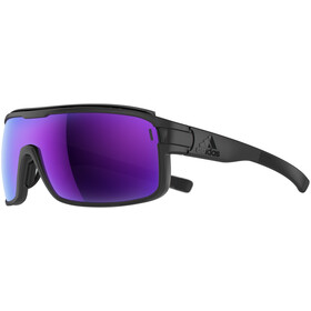 adidas Zonyk Pro Glasses L, coal matt/viola